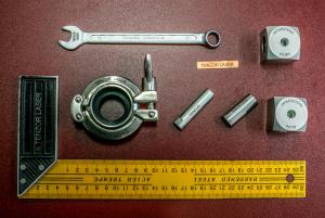 Lasersko graviranje alata, markiranje alata laserom, lasersko industrijsko markiranje alata i proizvoda