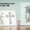 Lasersko graviranje religioznih motiva