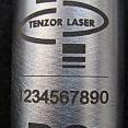 Lasersko graviranje na valjcima i cevastim materijalima