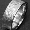 personalizacija srebrne burme